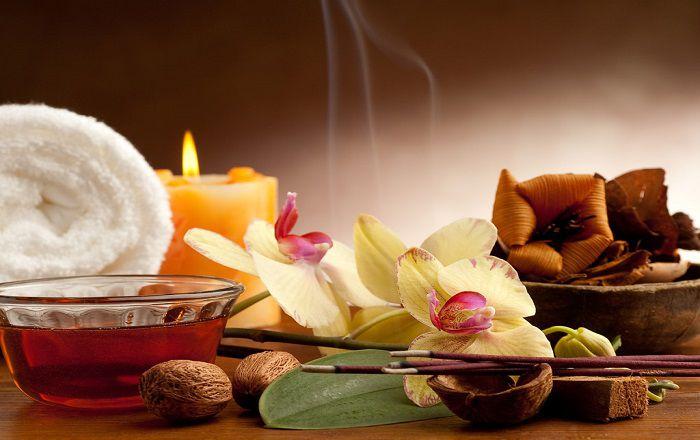 Восточные ароматы для работы с энергией человека