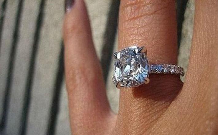 К чему теряется кольцо?