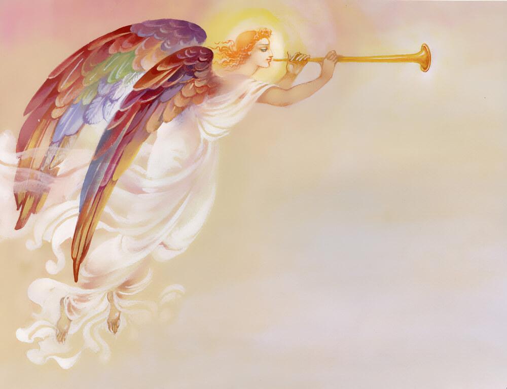 Быть может вы не верите в ангелов, но ангелы верят в вас!