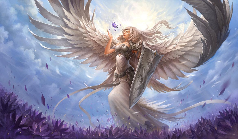 Как получить помощь ангелов. Общение с ними.