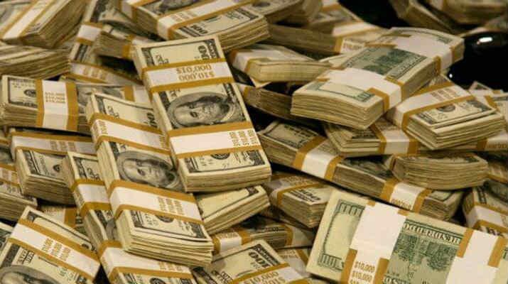 Утреннее упражнение для привлечения денег