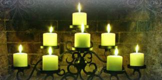 Желание исполнит свеча