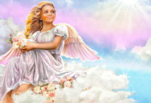 А как зовут Вашего Ангела-Хранителя?