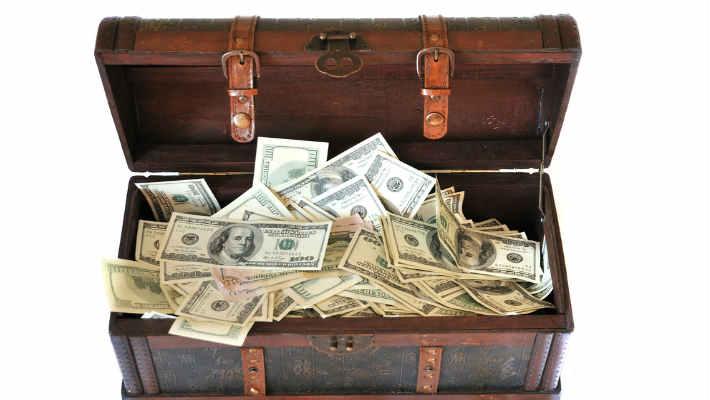 Ритуал на привлечение наличных денег