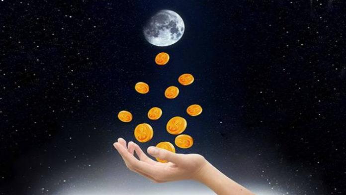 Заговор на привлечение денег в лунную ночь