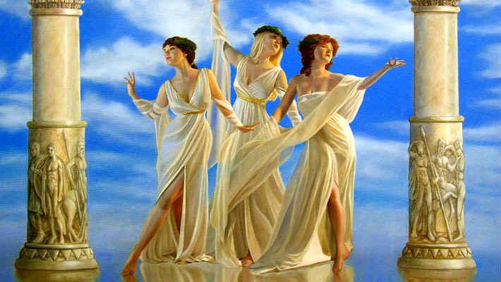 Греческая богиня по знаку зодиака