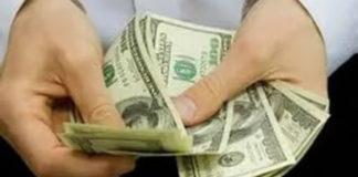 Номер Удачи на денежных банкнотах