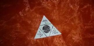 """алисман своими руками """"Денежный треугольник"""""""