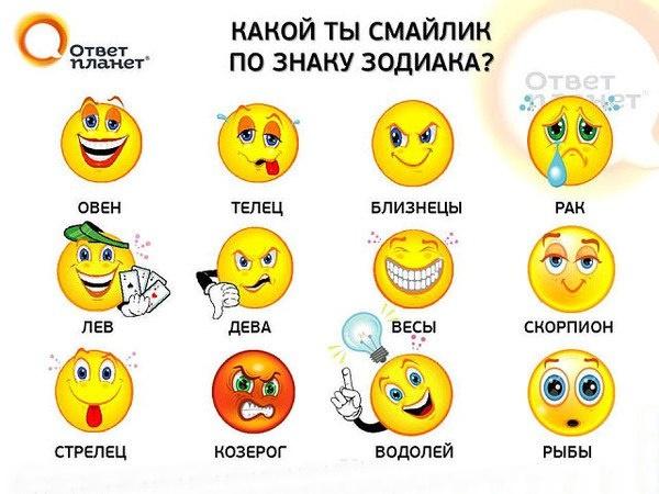 Как решают «сложные ситуации» разные знаки зодиака*