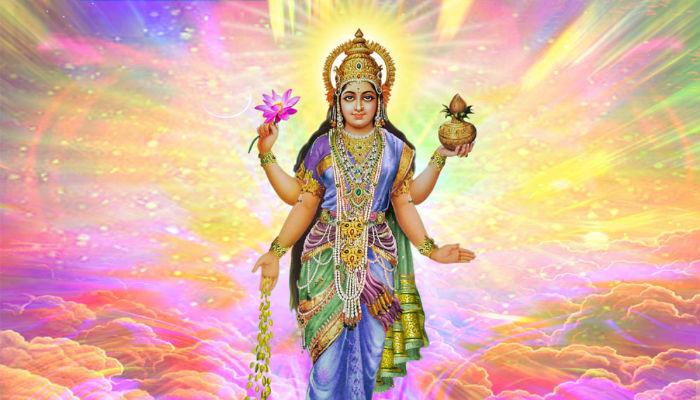 Мантра богини Лакшми (видео)2