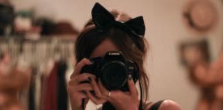 Можно ли фотографировать себя в зеркале