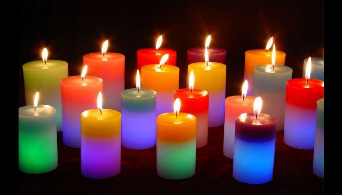 Магия цвета свечей — как привлечь деньги, любовь и удачу