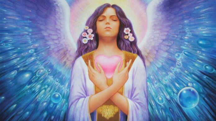 Начинайте свой день с приветствия своему Ангелу - Хранителю