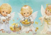 НАЖМИ на ангелочка, который улыбается тебе и получи свое предсказание!