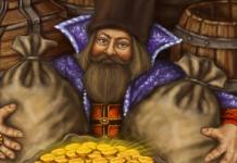 Притча: Найденный кошелек золота