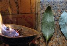 Если вы напишете желание на лавровом листе, а затем кинете его в огонь, произойдет нечто чудесное
