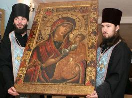 Чудотворная Иверская Монреальская икона Божией Матери. Настоящее ЧУДО XX века!
