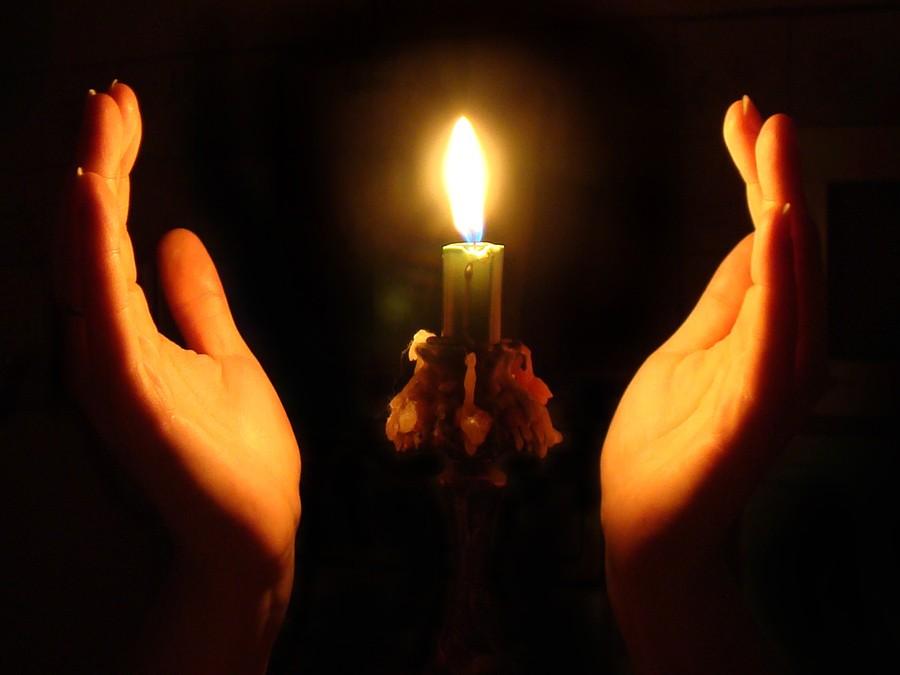 Узнайте, как можно исполнить желание с помощью свечи