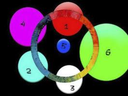Какой цвет первым задел ваш взгляд, узнайте, что это значит