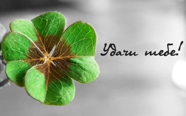 Слова на удачу, которые вы должны знать наизусть