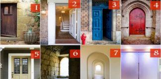 Выберите дверь и узнайте, что ждет в ближайшем будущем