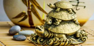 Черепаха, которая приносит счастье и много денег