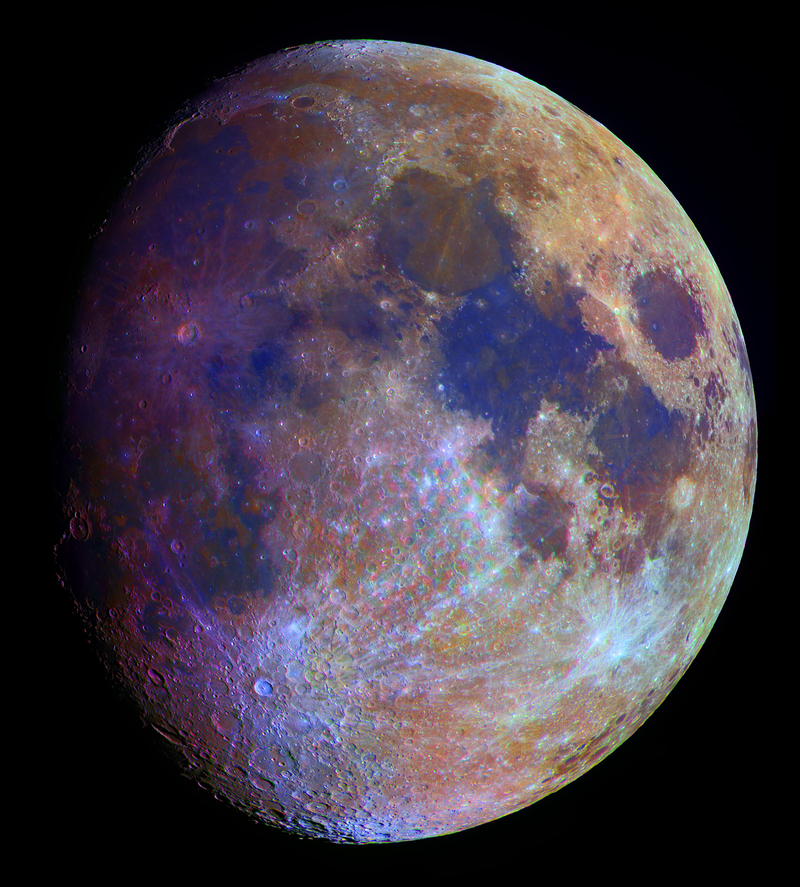 Выбери луну и узнай, какое послание она несёт