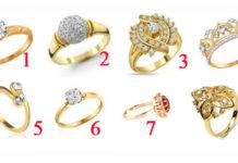 Выберите кольцо и узнайте свою женскую тайну