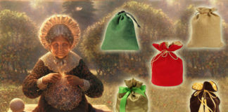 Выберите мешочек и получите в подарок предсказание судьбы!