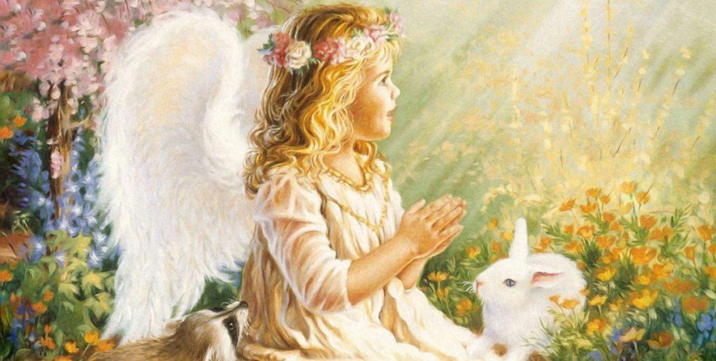 Оберег, который призывает Вашего Ангела-хранителя