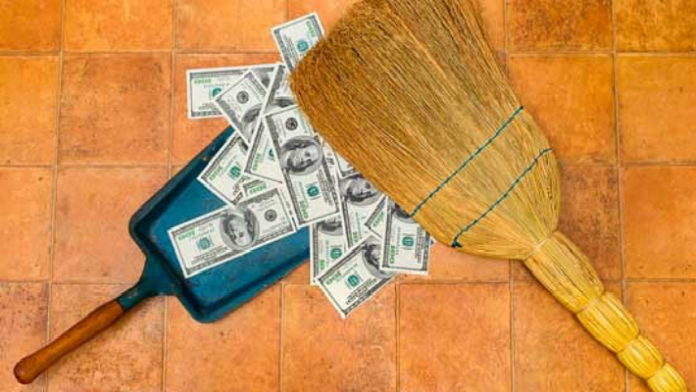 Советы по уборке дома для роста благополучия