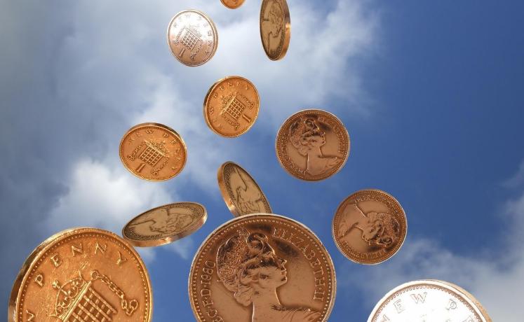 Монеты, с помощью которых можно приобрести счастье и удачу