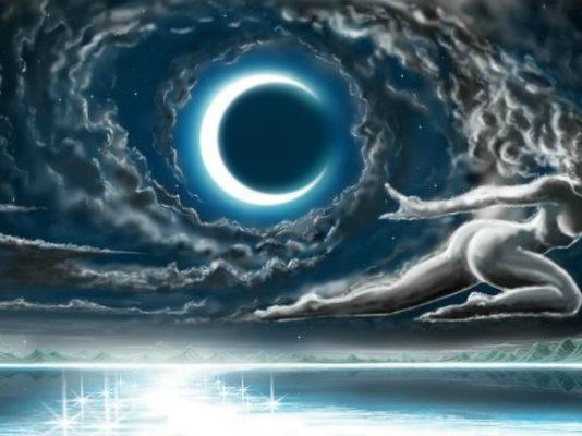 Заговоры удачи, которые нужно читать на растущую луну