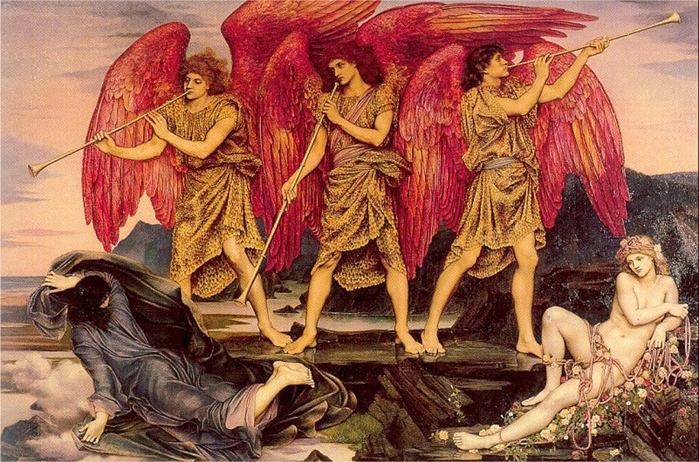Мощный оберег трех ангелов от жизненных проблем