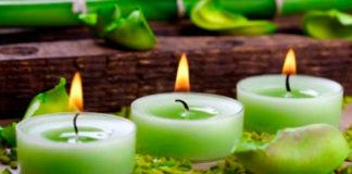 Магические свойства зеленой свечи