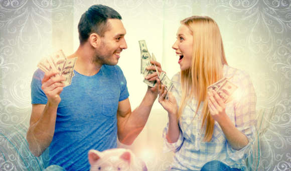 Поверья для привлечения счастья и денег