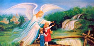 Узнай, как правильно просить помощи у своего Ангела Хранителя!