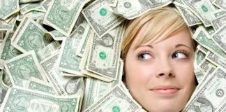 Простые упражнения для привлечения денег
