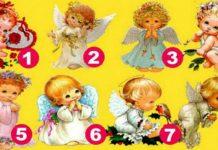 Выберите ангела и выясните, что ожидает в ближайшем будущем
