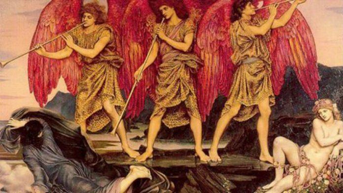Сильный оберег трех ангелов
