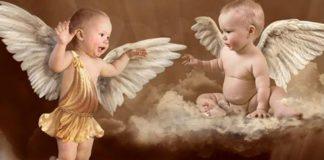 Притча о том, как ангелы сводят людей Источник: https://brightgood.life/