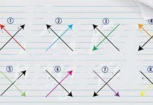 Тест: узнайте, что может рассказать о вас то, как вы пишите букву Х