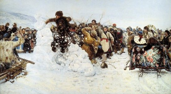 snow-battle