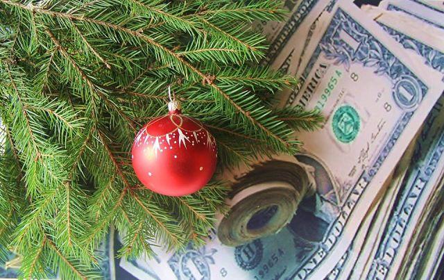 ритуал на деньги Новый год